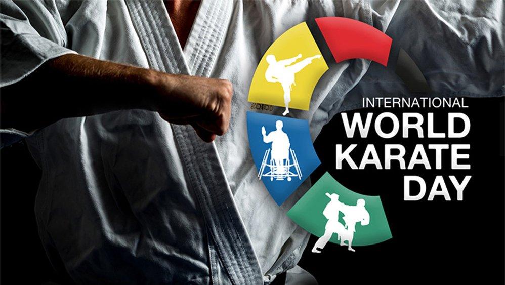 روز جهانی کاراته